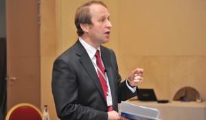 Марк Кукушкин - модератор конференции